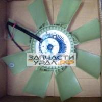 Вентилятор ЯМЗ-651.10 с вязкостной муфтой