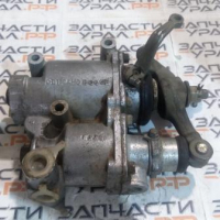 Кран главный тормозной с/о Урал-375